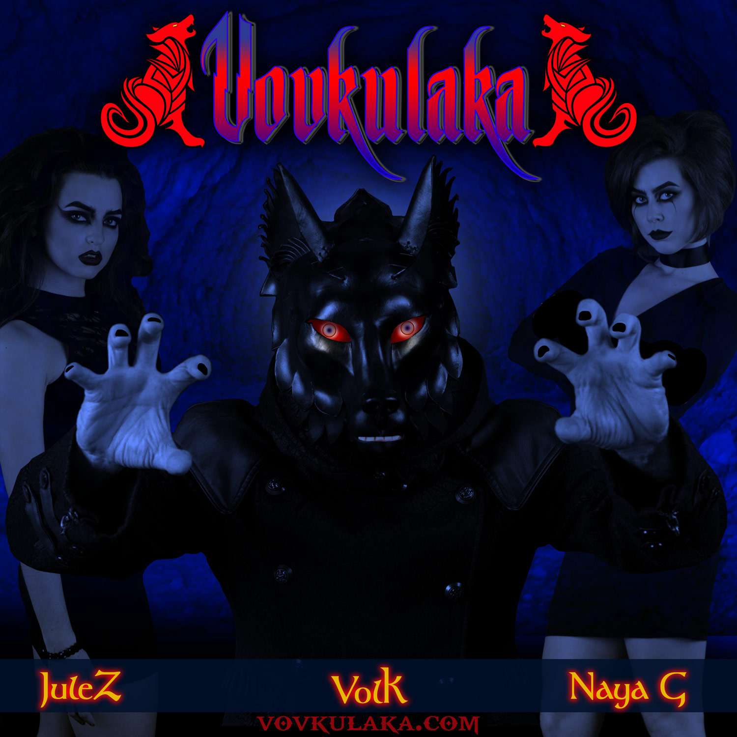 VolK of Vovkulaka with Naya G & JuleZ